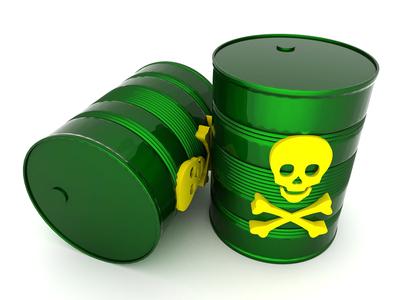 smaltimento sostanze pericolose